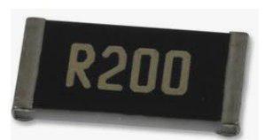 مقاومت r200 چیست