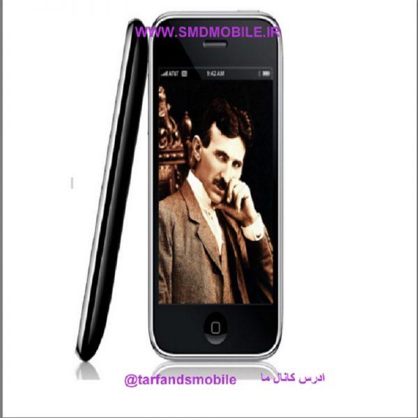 شماتیک گوشی ایفون iPhone 3G